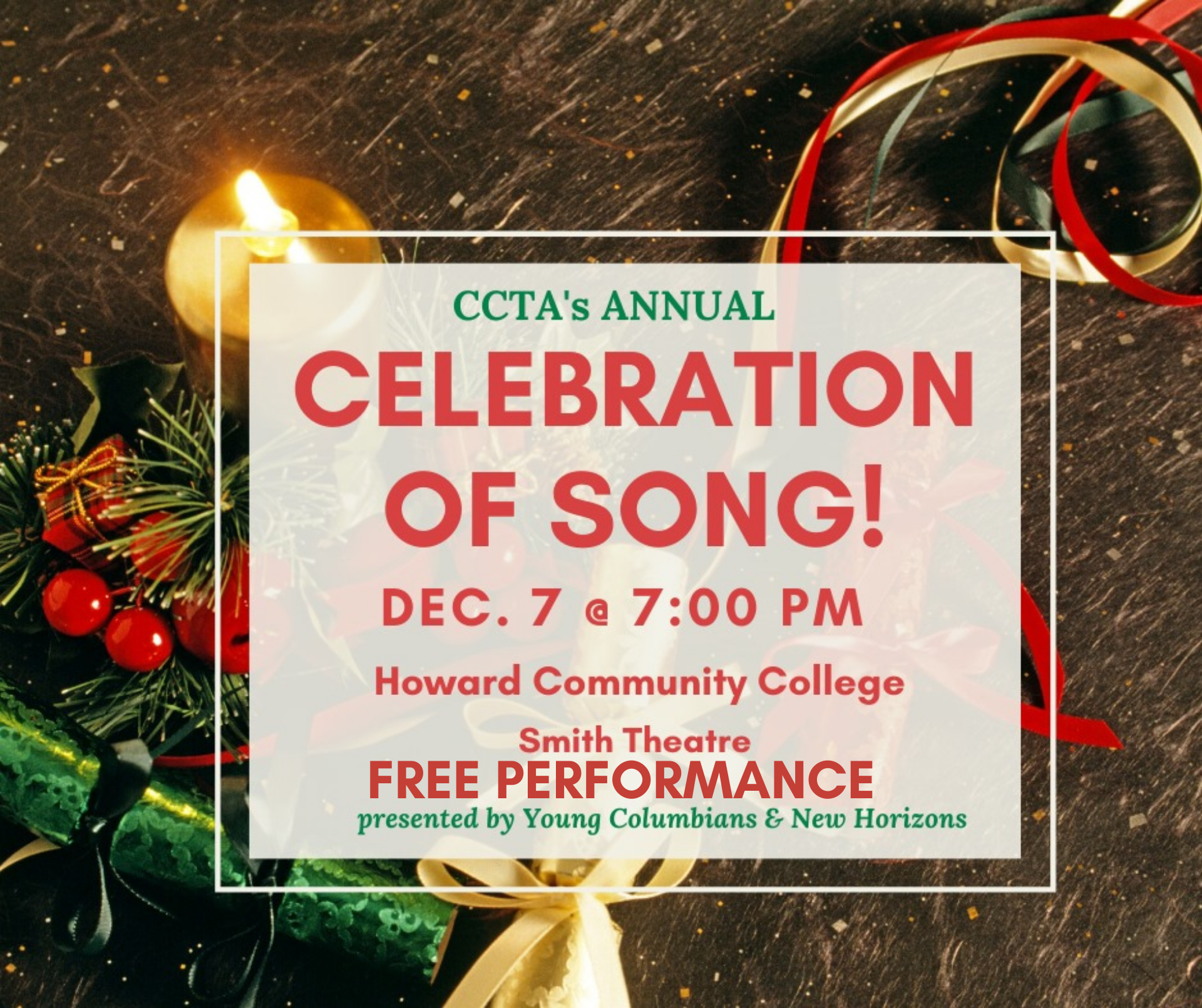 celebration Of Song