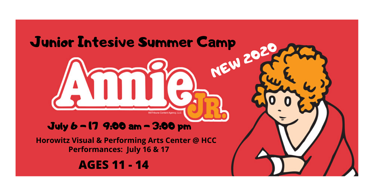 Junior Intensive Camp
